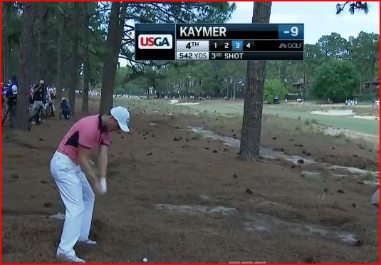 kaymer parcours