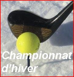 Scramble à 2 Championnat d'hiver 3/4 – BERTICHERES