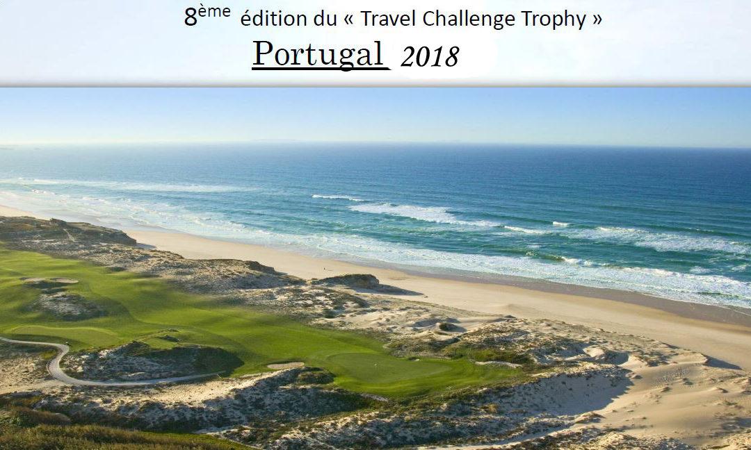 Succès pour le 8ième TCT au Portugal mars 2018