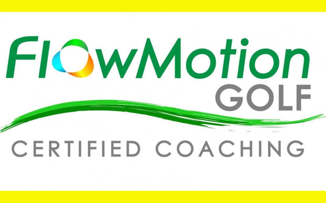 Stage Golf FlowMotion  23 septembre