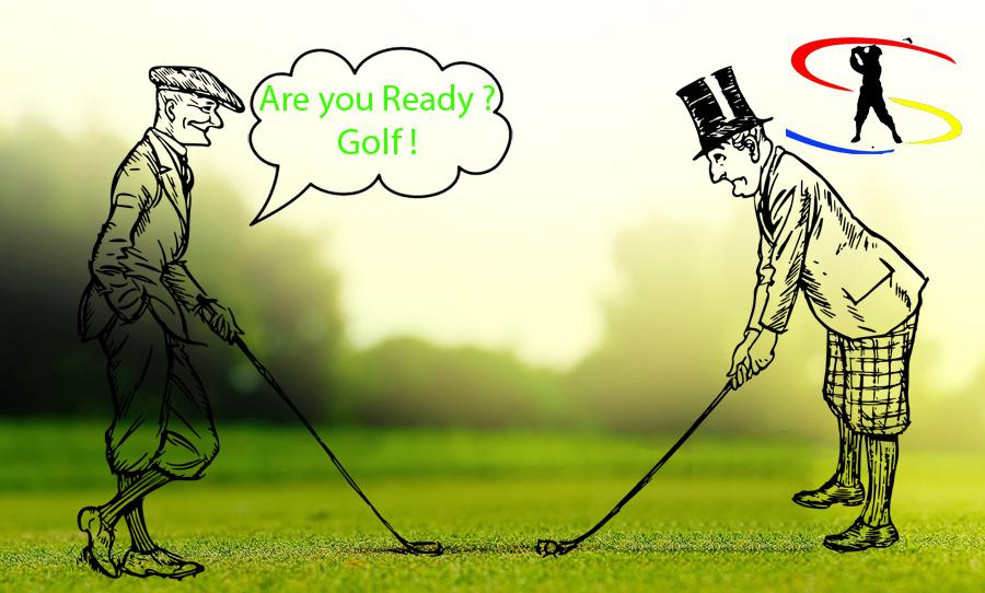 Le Ready Golf arrive – Prêt ? Jouez !