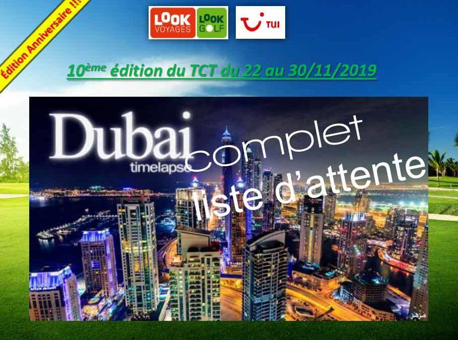 Dubaï 2019