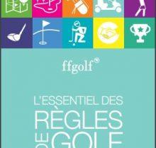 règles essentielles du golf