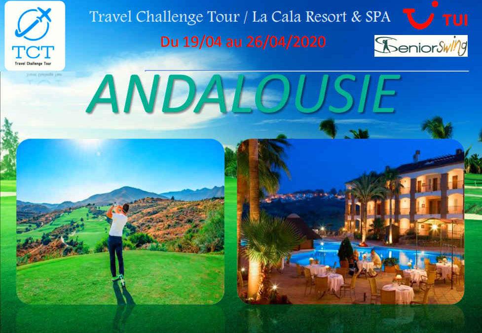Continental Trophy 2020 en Andalousie